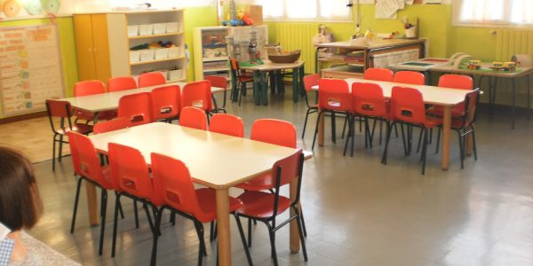 Tavolini e seggiole